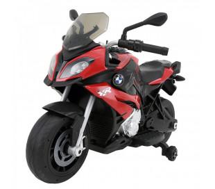 Moto eléctrica para niños BMW XR con entrada de MP3 y panel luminoso