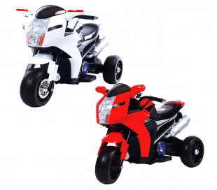 MOTO para niños deportiva 6V GVC-536 eléctrico con luces, música y marcha atrás
