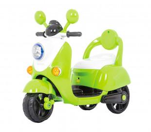 SCOOTER 6V para niños GV-52 con luces, sonidos y cinturón de seguridad