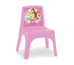 071304 Silla Bildo e infantil de plástico coloreado Disney 43x26x24 cm