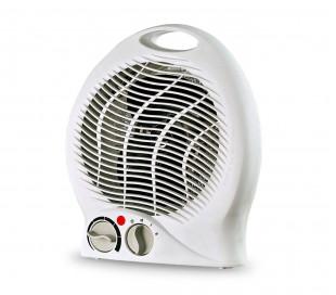 088332 Calefactor STARKEN de 2000 vatios con termostato y velocidad