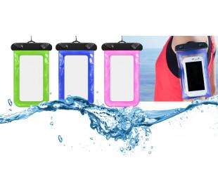 Funda impermeable para el móvil y objetos de valor