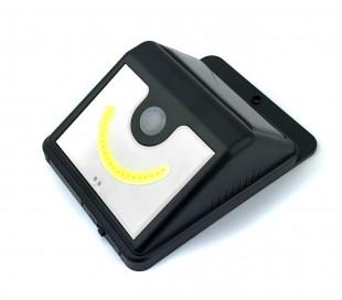 Lámpara 20 LED de energía solar SUPER BRIGHT sensor de movimiento y crepúscular