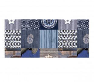 d-c-home andalucía 385-7142 Mantel de pvc de alta calidad 140x140 cm