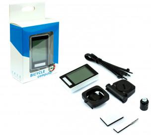 PDR A13040B Tacómetro y cuentakilómetros para bicicletas multifuncional