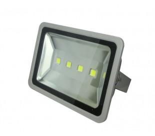 Foco proyector LED 400w luz fría blanca alta luminosidad y bajo consumo energia