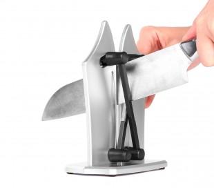 182641 Afila cuchillos y cuchillas BAVARIAN universal 3 en 1 resorte automático