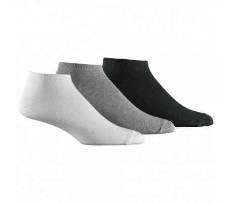 12 pares de calcetines de algod/ón para hombre 40-44 deportivos para mujer invisibles para tiempo libre PiriModa