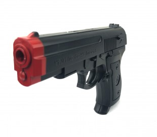 029432 Pistola de juguete VINPORTEX para niños con balínes y cargador