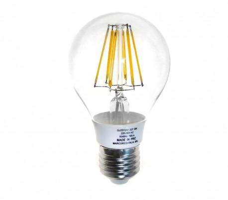 led1268 bombilla starken 7 5w led gota a60 luz fr 237 a 6500k e27 30000 ho