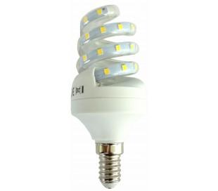 GLED1500F10 Bombilla STARKEN 16W LED 3 tubos Luz fría 6500k E27 30000 horas