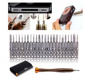 180326 25 en 1 destornillador de precisión multiusos herramientas de reparación