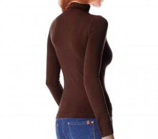VKA22 Pack 5 camisetas térmicas con interior de felpa ass. UMA cuello alto
