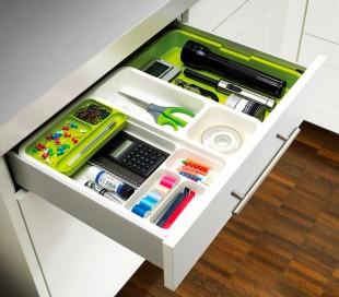 871131 Organizador SUPER DRAWER  bandeja multiuso para papelería oficina
