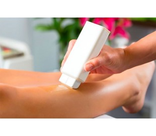 Recarga de rodillo para cera depilatorio Lidan con extracto de ALOE VERA