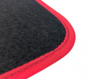 TA051 Juego de 4 alfombras XONE SPEED con fondo antideslizante en 4 colores