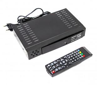 DVBT2 Descodificador FULL HD HD666 HAPPYSHEEP PVR salida euroconector HDMI MPEG4