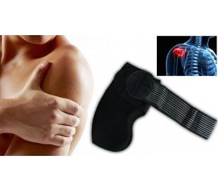 Faja, banda elástica ajustable de hombro - alivia luxaciones y dolor unisex