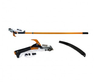 471924 Pruner con sierra OXFORD extensible hasta 263 cm con hoja de 35 cm