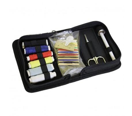1f1178a35 Set de costura portátil compuesto por 26 piezas en organizador de viaje  pequeña. Referencia MWS1281.  Últimas unidades en stock