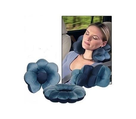 Total pillow almohada, reposacabezas ergonómicos, microesferas