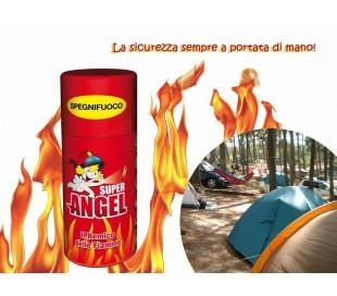 Mini extintor en spray para apagar el fuego en caso de emergencia SUPERANGEL