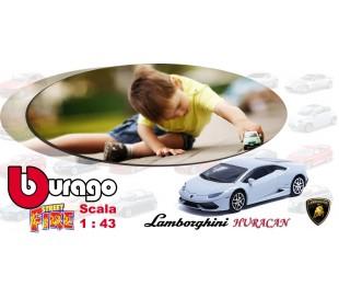 Modelo coche LAMBORGHINI HURACAN a escala 1:43 - Pieza de colección