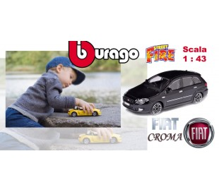 Réplica coche FIAT CROMA a escala 1:43 - Pieza de colección