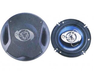 Altavoces coaxiales para coche de 400 W (3 vías, 91 dB)