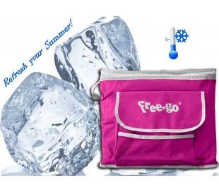 Bolsa térmica con capacidad para 25 litros con correa de hombro para el cómodo transporte - Refrigerante de alimentos y bebidas