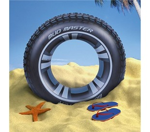 Flotador en forma de rueda / Neumático 91CM - BESTWAY