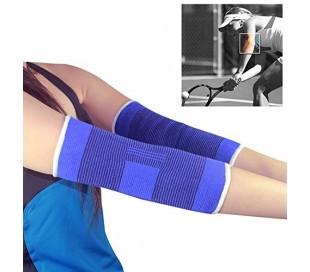 Pack de dos coderas para el alivio de inflamación y dolor apto para deportes