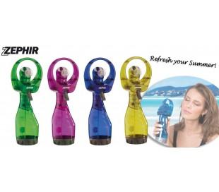 Mini ventilador de agua / Pulverizador de agua en spray ZEPHIR PHF20
