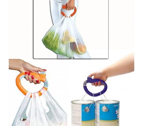 Gancho porta-bolsas y objetos con facilidad MANGO SHOPPING 752626