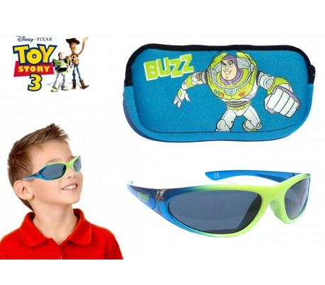 Gafas de sol infantiles para niña con funda de regalo HELLO KITTY 100% protección UV KITTYPACK4