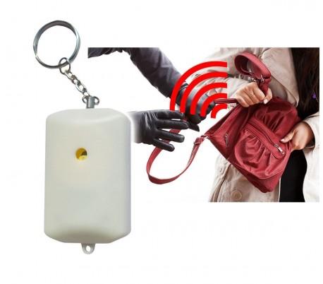 Alarma-Llavero 90 dB anti-rrobo - FIRST ALARM