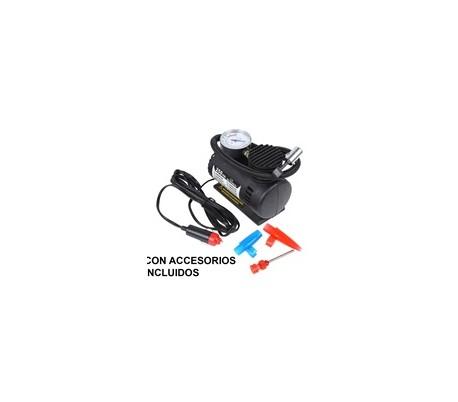 Mini compresor port/átil 12v 250w psi para coche caravana