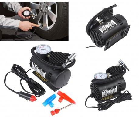 Mini compresor portàtil 12v 250w psi para coche, caravana