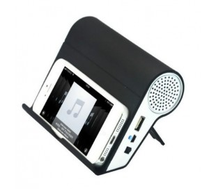 Altavoz para el móvil wireless (Carga USB de 800 mAh)