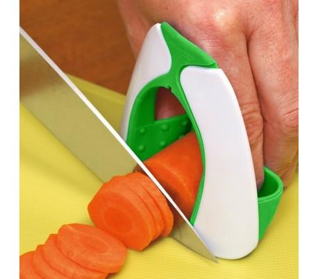 Protector para los dedos durante el corte de verdura - Utensilio de cocina y hogar 592800