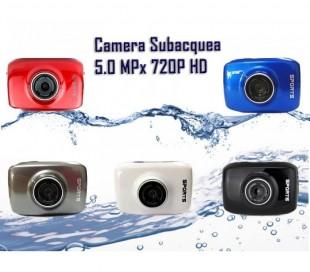 Videocámara mini cámara especial deporte para el agua waterproof HD 5.0MPx lcd 2.0 pulgadas pantalla táctil + accesorios