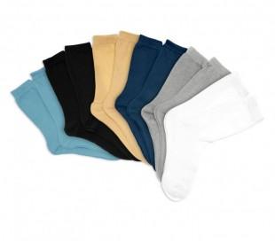 Pack de calcetines infantiles para niño (3 - 6 - 12 unidades) en diferentes colores y tallas