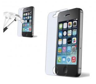 Protector de pantalla templado para smartphone que protege la pantalla contra choques y caídas iPhone 4, 4s