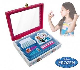 Kit de accesorios de pelo FROZEN - Juego y juguete en caja de madera DISNEY WD16393