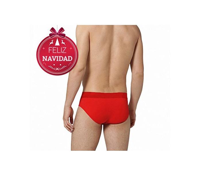 Slip de nochevieja para hombre vixen color rojo ropa for Ropa interior masculina