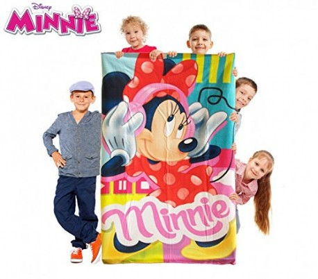 Manta infantil 100 x 150 cm con motivo THE AVENGERS (Los Vengadores) - Hecho de tela escocesa MV92187