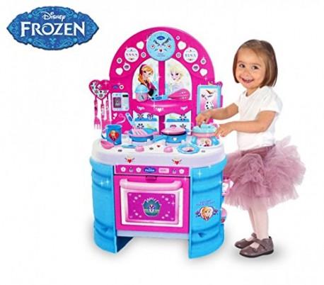 Mega Cocina Con 17 Accesorios En Dos Modalidades De Frozen Disney