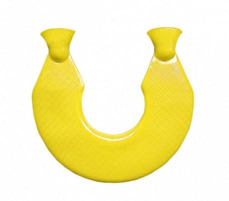 Bolsa de agua caliente ROSA para remediar el dolor de cuello y cervicales - Salud y bienestar personal