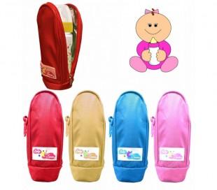 Porta biberón térmico BABY SWEET (varios colores a elegir) - Accesorio para mamá y papá HS-0899