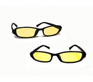 Gafas unisex de visión nocturna NIGHT VISION - Seguridad y protección en la carretera